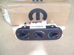 NEW Mopar 2007 2008 2009 2010 Jeep Wrangler HEATER CONTROL UNIT 55111843AB