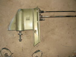Johnson Omc 50 Hp Outboard Lower Unit Lower Driver