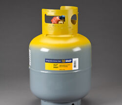 Yellow Jacket 95007 Refrigerant Recovery Cylinder 50 lbs