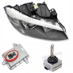For BMW E92 328i 11-13 Passenger Right Headlight Assy w Bulb & Control Unit KIT