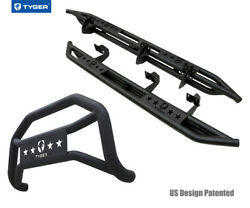 For 04-14 F150 Supercab Excl.raptor, Ecoboost Tyger Armor And Bumper Guard Combo