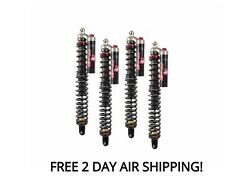 Elka Stage 4 Front and Rear Shocks Suspension Kit Kawasaki Teryx 750