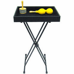 New Taylor Ttos Wood Trap Table With New Kb865k Double Braced Stand