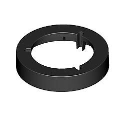Hella Led Boat Dome Light Surface Mounting Ring Black