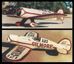 1/8 Scale Wendell Williams Turner Special Gilmore Red Lion Racer Plans 44ws