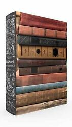 Book Stack Book Box Puzzle By Smith Gibbs English Book And Toy Not Plush Boo