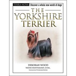 Terra Nova Yorkshire Terrier Book Yorkshire Terriers by TFH Publications