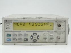 Hp 53151a 10hz-26.5ghz Microwave Frequency Counter Opt002