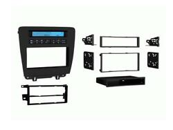 Ct23fd19 Cd Radio Stereo Facia Fascia Double Din Plate Trim Fits Ford Mustang
