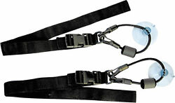 Lake Ocean Boat Tube Keeper Towableand039s Storage Straps Easy Use Universal Fit New