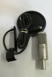Studio Projects SP B1 Cardioid Condenser Microphone Mic With Shock Mount