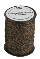 Avery Greenhead Gear Braided 500and039 Decoy Line Camo Cord Duck Goose Decoys