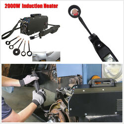 Multifunctional 110V 2000W Induction Heater Paintless Dent Repair Hotbox US Plug