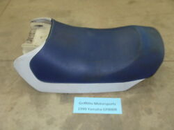 99 1999 Yamaha Gp800r Gp 800r 00 01 Front Complete Seat W Cover Foam 1200 Gpr