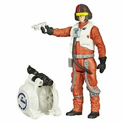 Star Wars The Force Awakens 3.75-inch Space Mission Poe Dameron