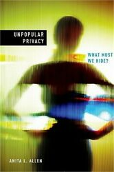 Unpopular Privacy: What Must We Hide? (Hardback or Cased Book)
