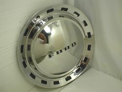 1952 Ford Hubcap Wheel Cover 1953 1954