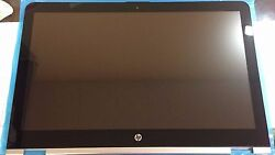 15.6 Uhd Lcd Led Screen Touch Digitizer Bezel Assembly For Hp X360 15-aq166nr