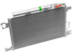 For Mercedes S203 W203 C209 A209 C300 A/c Condenser With Drier Hella 351317501