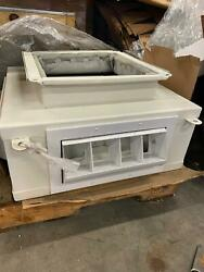 Tuttle And Bailey Strj Roto Jet Drum Grill 12x30 With 3 Aes Curb Drop Boxes