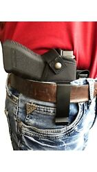 ULTIMATE IWB NYLON GUN HOLSTER WITH MAGAZINE POUCH FOR... choose your Gun model
