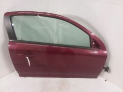 2005-2010 Chevy Cobalt Passenger Right Front Door Coupe Electric Red