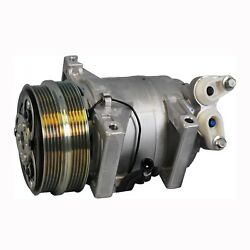For Volvo C30 C70 S40 V50 L5 A/c Compressor And Clutch Denso 471-5021