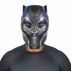 Hasbro Marvel Legends Black Panther Full Size Adult Electronic Helmet In Stock