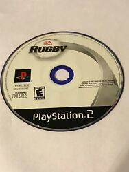 Ea Sports Rugby Sony Playstation 2 2001 Disc Only Tested Works