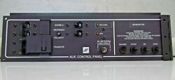 Marine Auxiliary Control Panel Nos