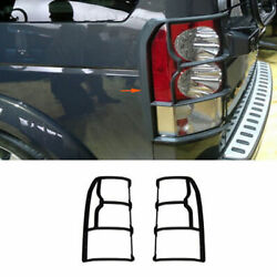 Fit For Land Rover Discovery Lr3 Lr4 Rear Light Tail Back Guards Cover Protector