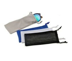 Soft Cleaning Microfiber Sunglasses Eyeglasses pouch bag lots ** High Quality **
