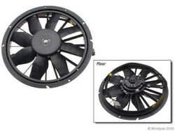 Auxiliary Cooling Fan Assembly Volvo 740 940 960 92-95