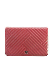Chanel Wallet On Chain Red Leather Bag