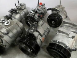 2013 Wrangler Air Conditioning AC AC Compressor OEM 51K Miles (LKQ~191994259)