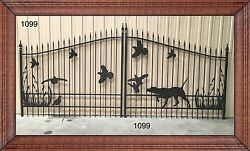 Residential And Commercial Steel Driveway Gate 1099 14 Ft Wide Ds Home Security