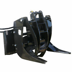 Titan Attachments Log Grapple Attachment For Skid Steers 29 3000 Psi Cylinder