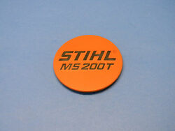 Stihl Chainsaw Ms200t Name Tag Model Plate New 1129 967 1503 ---------- Up133