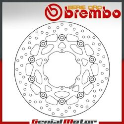 Brake Disc Floating Brembo Oro Front Bmw F 650 Gs Abs 650 2000 2003