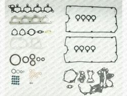 SIRUDA FULL SET ENGINE GASKET SEAL SET FOR MITSUBISHI EVO 8 CT9A 4G63 TURBO
