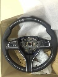 Maserati Levante Steering Wheel OEM NEW PN 670089778