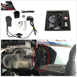 Profession Motorcycle Windshield Wind Elevator Remote Control Switch For R1200GS