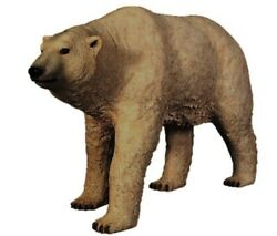 Grizzly Bear Life Size Statues Display Forrest Theme Prop Decor