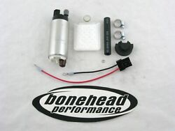 Walbro 255lph Hp Fuel Pump W/ Install Kit 1986-1988 Mazda Rx-7