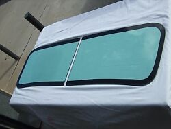 1945 Chevy Truck 2 Pc. V-butt Windshield W/blackout And Conversion Kit-