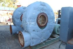 NYB New York Blower 380 Alum. Wheel 11030 CFM TECO WestingHouse 150HP Motor