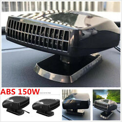 12-V 150W 2in1 Car Auto Heater Heating Cooling Fan Defroster Demister Portable