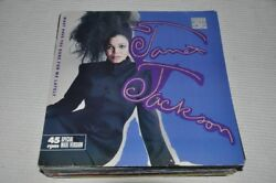 Janet Jackson - What Have You Done For Me Lately -80s - 12 Maxi Single Vinyl Lp