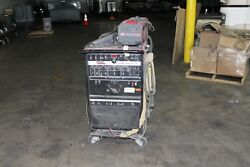 LINCOLN SQUARE WAVE 355 AC/DC TIG WELDER COOL ARC 40 WATER COOLED