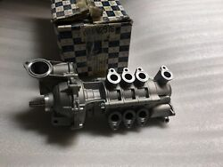 Genuine Maserati Quattroporte Oil And Water Pump Assembly Oem New P/n 202976